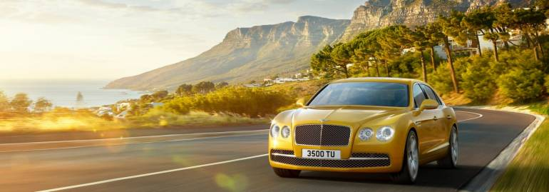 What To Expect From 2020 Bentley Flying Spur Moneycontrol Com