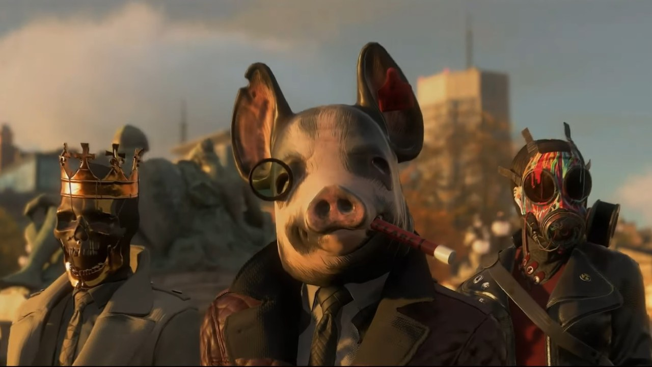 Watch Dogs Legion:   Ubisoft gave gamers a lot to look forward too in the form of a new Rainbow Six game, new content coming to Assassin's Creed Odyssey, a new storybook adventure (Gods & Monsters) and Ghost Recon: Breakpoint. But the studio's showstopper came in the form of Watch Dogs Legion. Set in the near-future, post-Brexit London, Legion looks like a graphical masterpiece with a brilliant storyline. Watch Dogs Legion lets players assume control over virtually any character in the game to build up a diverse squad of vigilante hackers.