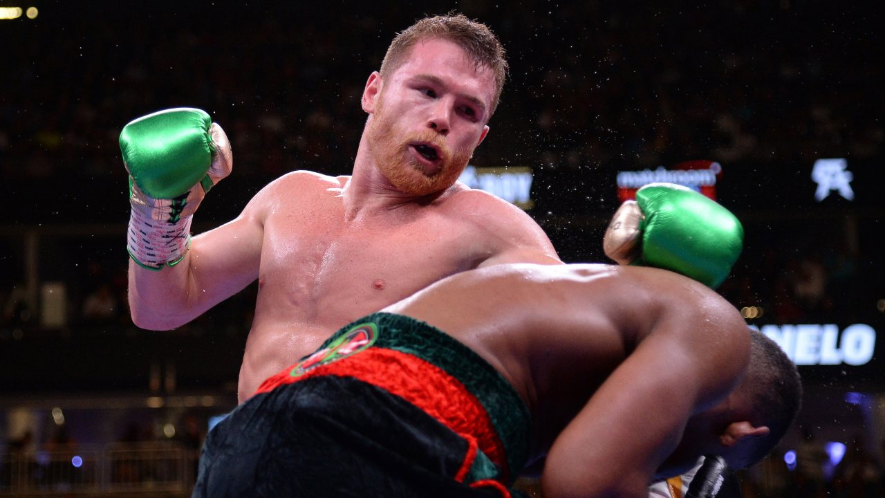 4| The only boxer featured in this list, 28-year-old Canelo Alvarez grabs the fourth spot making an eye-widening $94 mn. In 2018, streaming service DAZN committed $365 million to lock up the next 11 fights of boxing's biggest pay-per-view star. (Image: Reuters)