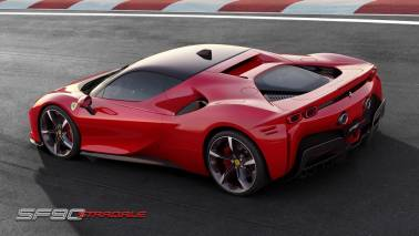 Everything you should know about Ferrari SF90 Stradale