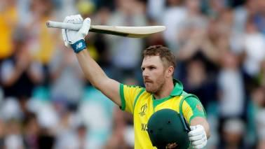 Finch, Starc shine as Australia beat Sri Lanka by 87-runs to top points table