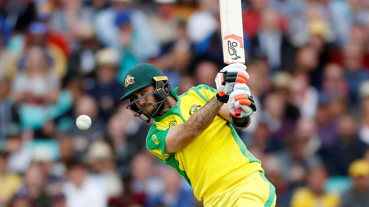 Sri Lanka pulled things back a little with wickets towards the end but Glenn Maxwell's cameo of 46 from 25 balls helped Australia finish with a total of 334/7 in 50 overs. (Image: Reuters)