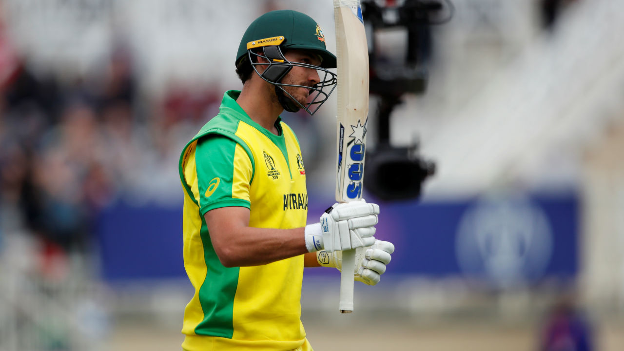 Smith's patient fifty and Coulter-Nile's blistering knock meant that Australia recovered from its early blows and ended the innings with a competitive total of 288/10 . (Image: Reuters)
