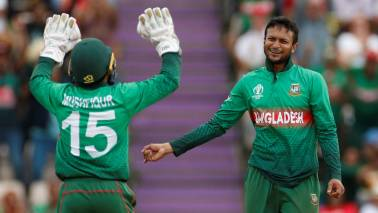 Bangladesh are capable enough to beat India, we'll have to give our best: Shakib