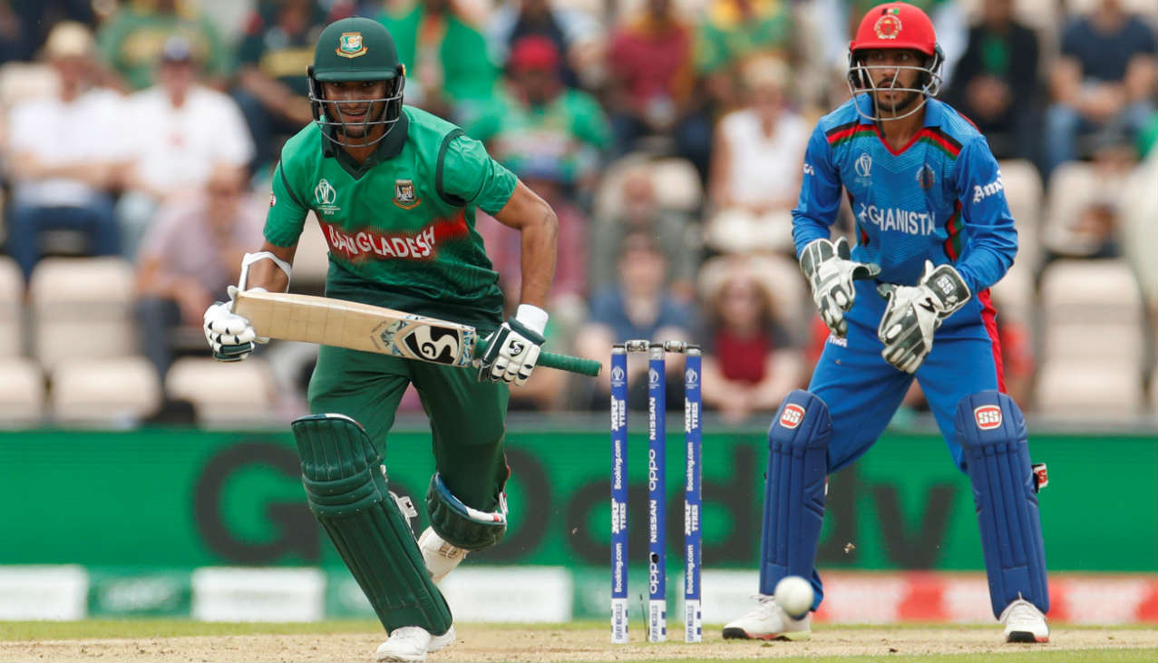 Bangladesh vs Afghanistan: Shakib's record breaking performance keeps Tigers' WC semifinal hopes alive