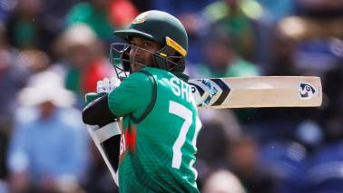 West Indies vs Bangladesh Live Score, 2019 ICC Cricket World Cup Match: Shakib's blistering 50 keeps Bangladesh alive in the chase