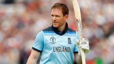 Cricket World Cup 2019: Morgan's record-breaking six-fest helps England crush Afghanistan