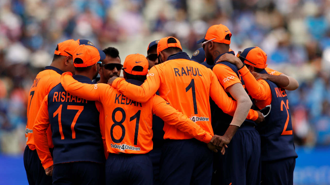 England's captain Morgan won the Toss and opted to bat first on a good Edgbaston pitch. England made two changes with Jason Roy and Liam Plunkett replacing James Vince and Moeen Ali. India made one change with the hard-hitting Rishabh Pant replacing Vijay Shankar. (Image: Reuters)
