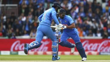 India vs Pakistan Live Score, ICC World Cup 2019: Rohit, Kohli steady innings after losing Rahul