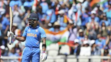 Cricket World Cup 2019: Kohli leaves behind Sachin, Lara to become the fastest to 20k international runs