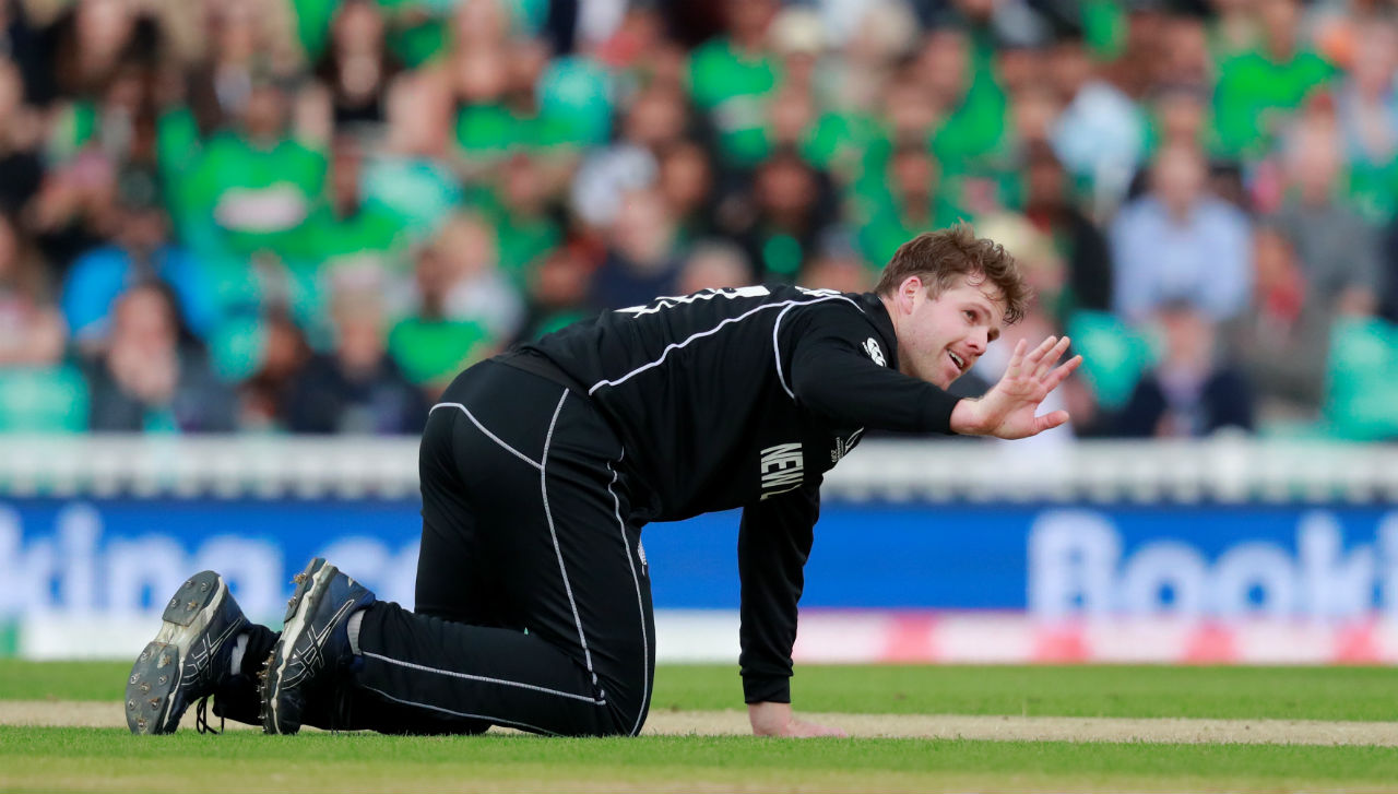 Lockie Ferguson (NZ)  Matches: 4   Wickets: 11  5-for: 0   Best Bowling: 4/37  Average: 14.36 (Image: Reuters)