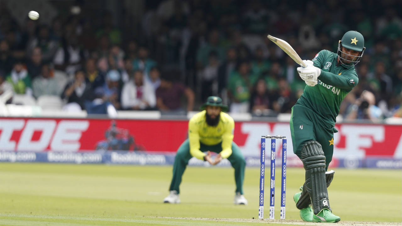 Imam-ul-Haq and Fakhar Zaman got Pakistan off to a good start stitching together an 81-run partnership for the first wicket. (Image: AP)