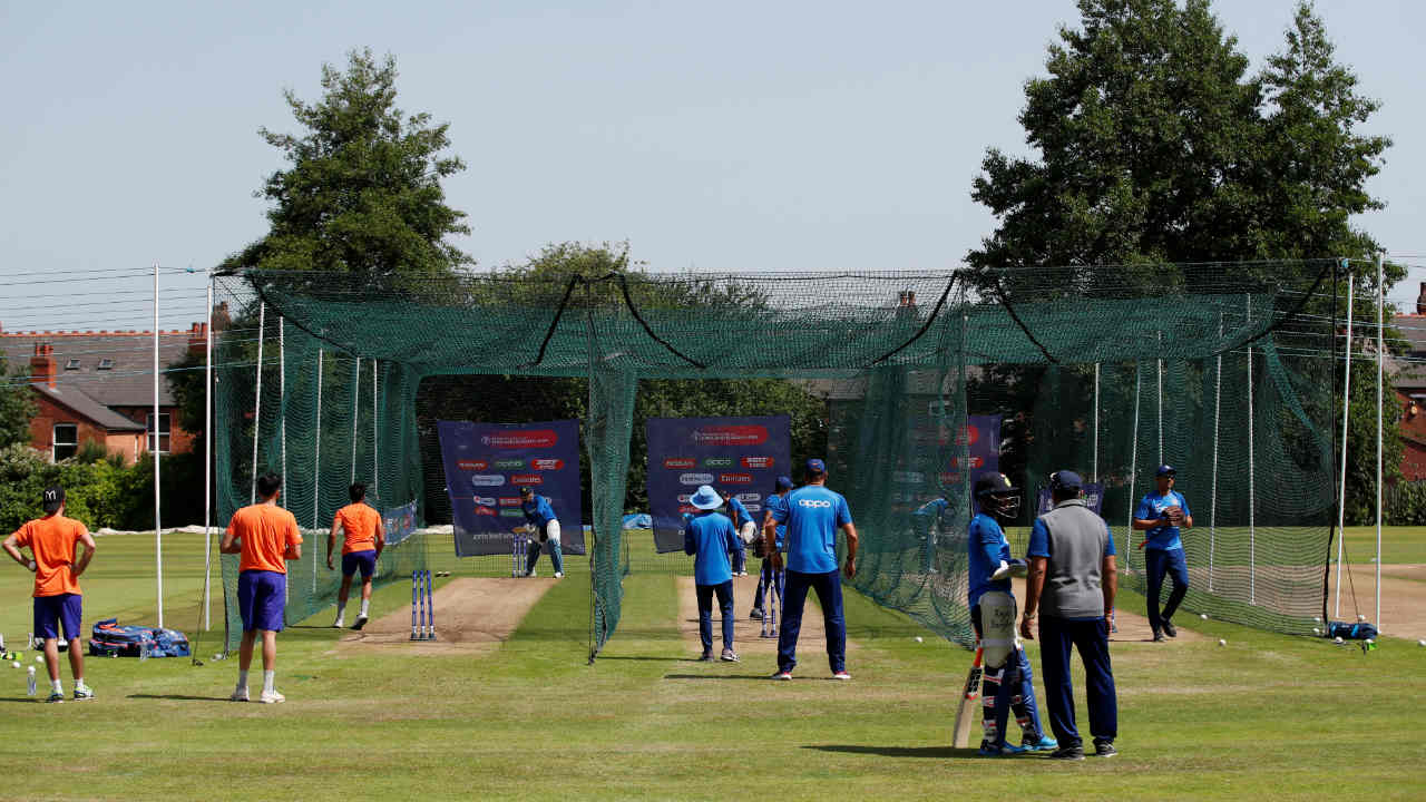 Pictures from Team India's final net session before England clash at Edgbaston