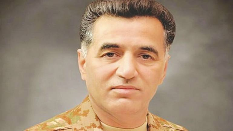 Who is Lt Gen Faiz Hameed, Pakistan's new Intelligence chief?