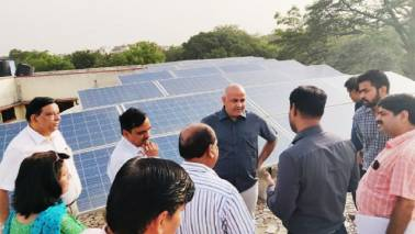 Government schools in Delhi are reducing their electricity bills to zero thanks to solar energy