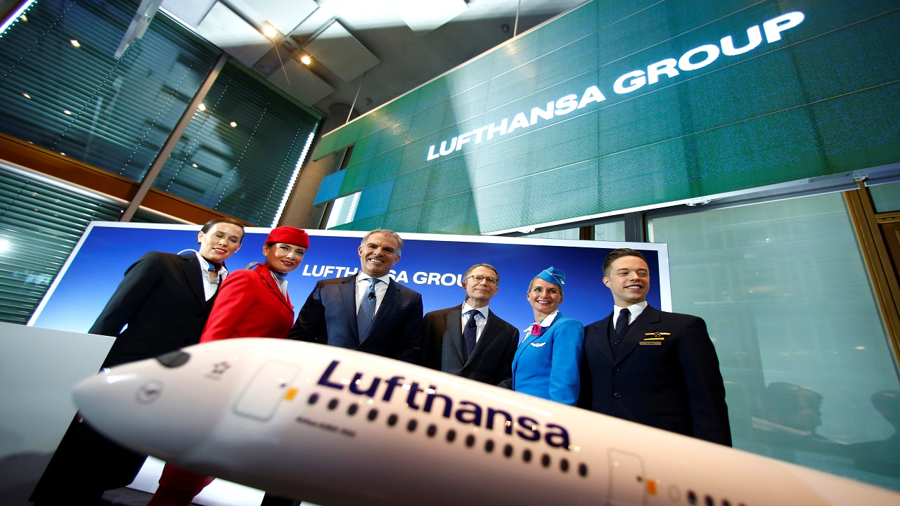 No. 9 | Lufthansa |The only airline from Europe to make it to top ten, Skytrax also ranked the airline number 10 in terms of cleanliness. Lufthansa is the best airline by region. (Image Source: Reuters)