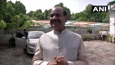 'Parliament not a place for sloganeering': Speaker Om Birla