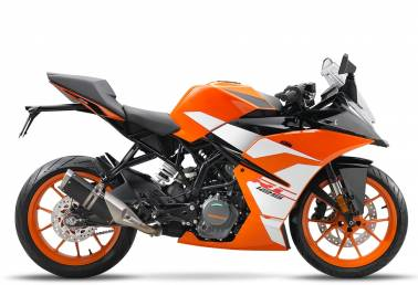 All you need to know about KTM's smallest supersport, RC 125