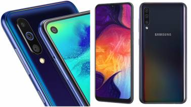 Galaxy M40 vs Galaxy A50: Which is the better Samsung smartphone under Rs 20K?