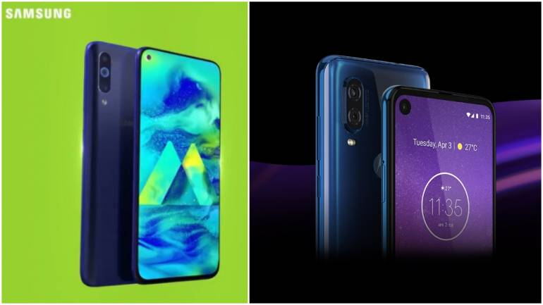 Samsung Galaxy M40 vs Motorola One Vision: Which one is a better smartphone?