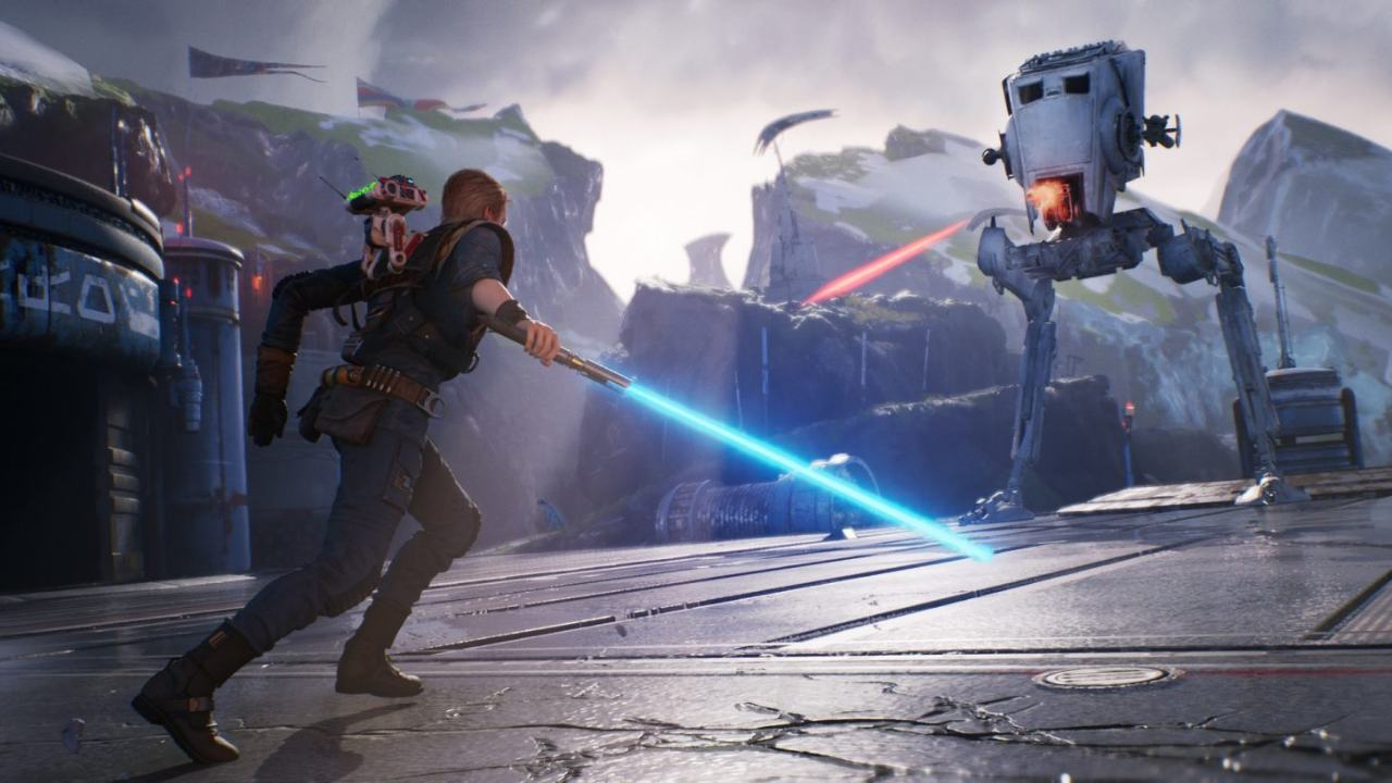 Star Wars Jedi: Fallen Order   EA may have not had a press conference at E3 2019, but that hardly stopped them from getting out some major announcement. One of EA's and developer, Respawn's finest moments came in the form of Star Wars Jedi: Fallen Order. With the release date set for November 2019, Respawn gave us a slice of Jedi: Fallen Order gameplay, and boy was it impressive. Apart from stellar graphics, Fallen Order also gets incredible combat mechanics, allowing players to use the Force and Lightsabers to tear through enemies. This is certainly one to look forward too.