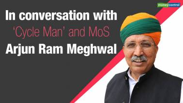 Employment is a challenge we face and will fix: MoS Arjun Ram Meghwal