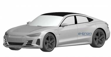 Audi eTron patent images surface; what to expect from the electric car