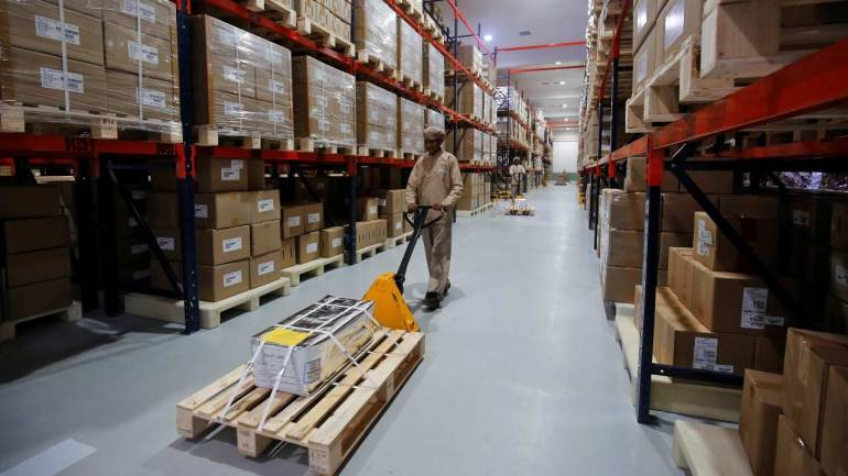 Blackstone Group to invest Rs 1,500 cr to build warehouses in India: Report
