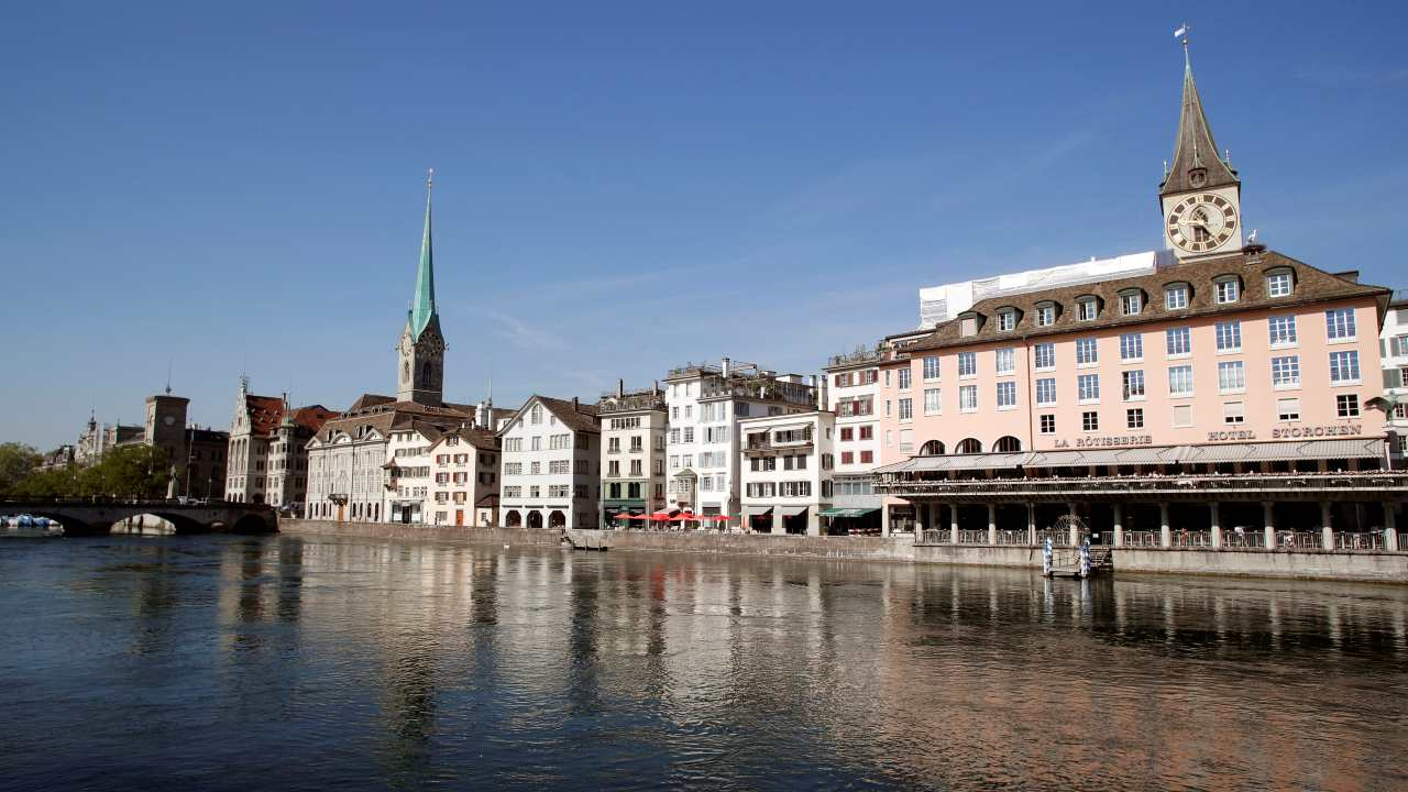 5 Zurich, Switzerland | This is the only European city that has made it to the top 10 list. This is due to weakened local currencies against the dollar, unease over Brexit and an escalating trade war. (Image: Reuters)