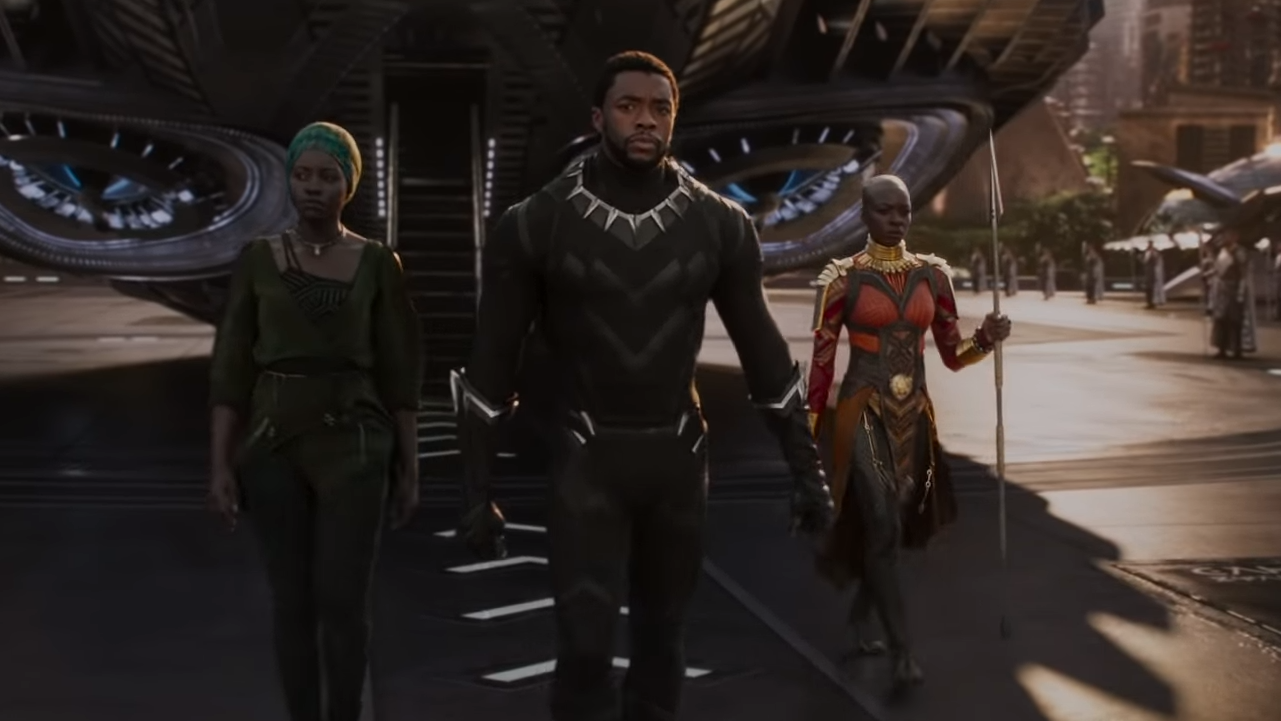 10  Black Panther: $1,346.9 million - This Marvel creation that made its entry in 2018 embraced diversity and representation. It grabs the 10th spot on the list, with three Academy Awards to its name.
