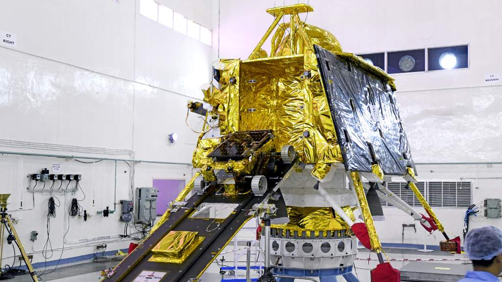 In Pics | Chandrayaan 2: ISRO all set for second date with the Moon