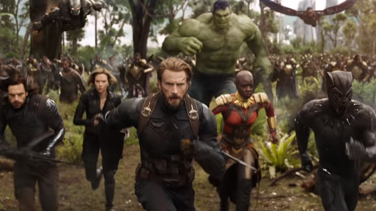 5  Avengers: Infinity War: $2,048.4 million – Another member of the Marvel Cinematic Universe, this movie was one of the fastest in the world to hit the $500-million target within five days.