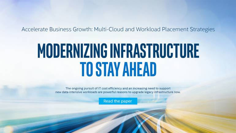 IT Modernization: A Foundational Requirement for IT Transformation
