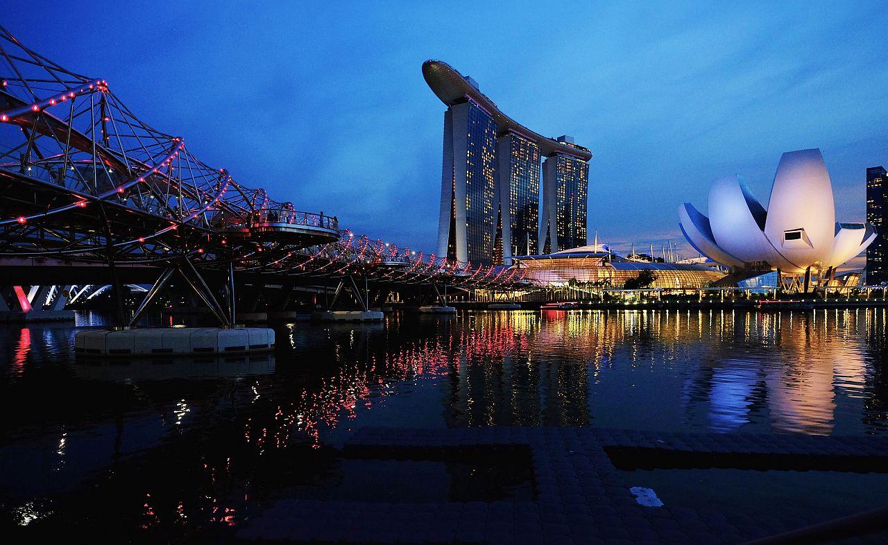 Rank 8 | Singapore: Score - 58.37 (Image: Reuters)