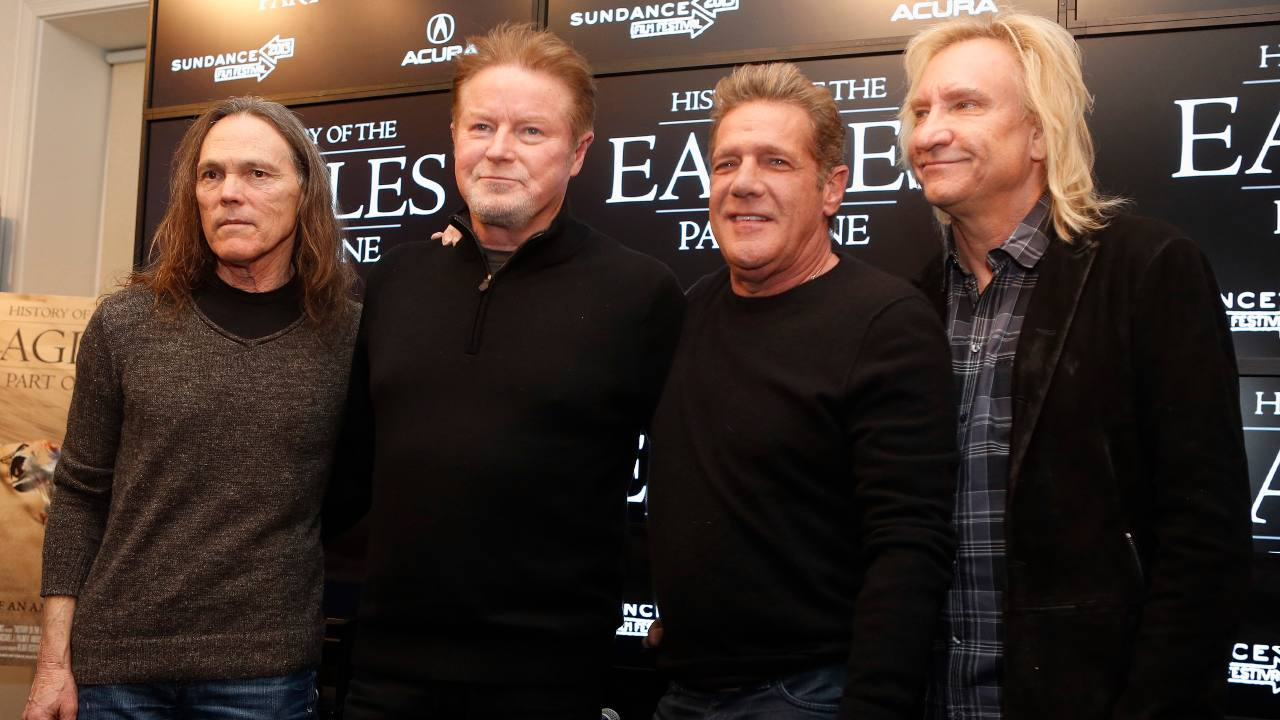 8| The Eagles – Rock band – Earnings: $100 million (Image: Reuters)