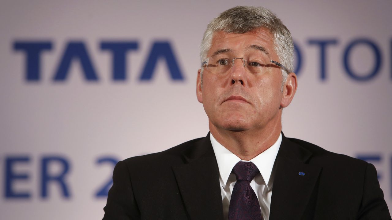 8| Karl Slym, Tata Motors Managing Director, apparently committed suicide in 2014. He died in Bangkok where he had gone to attend a board meeting of the company's Thailand arm. (Image: Reuters)