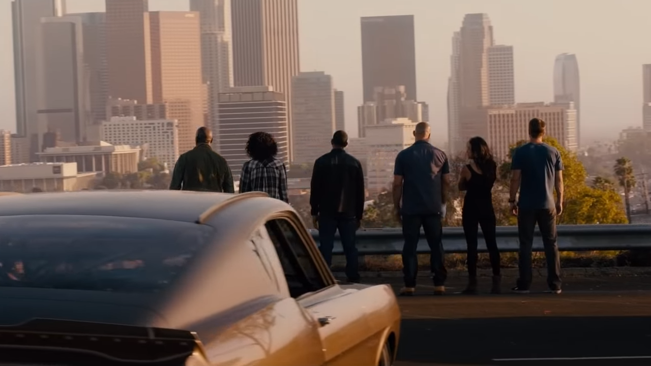 8  Furious 7: $1,516.0 million – This 2015 crime-thriller was the seventh one in The Fast and the Furious line-up.