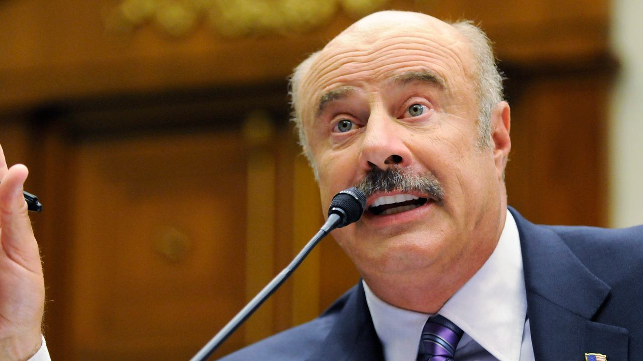 9| Dr. Phil McGraw – American TV personality – Earnings: $95 million (Image: Reuters)