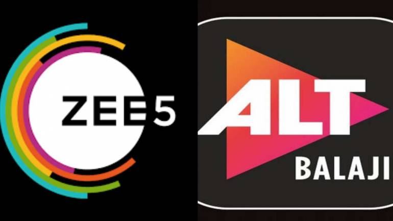 AltBalaji and Zee5 announce content alliance, to co-create over 60 originals