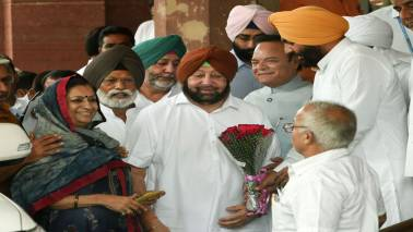 Will decide on Sidhu's resignation Wednesday: Amarinder Singh