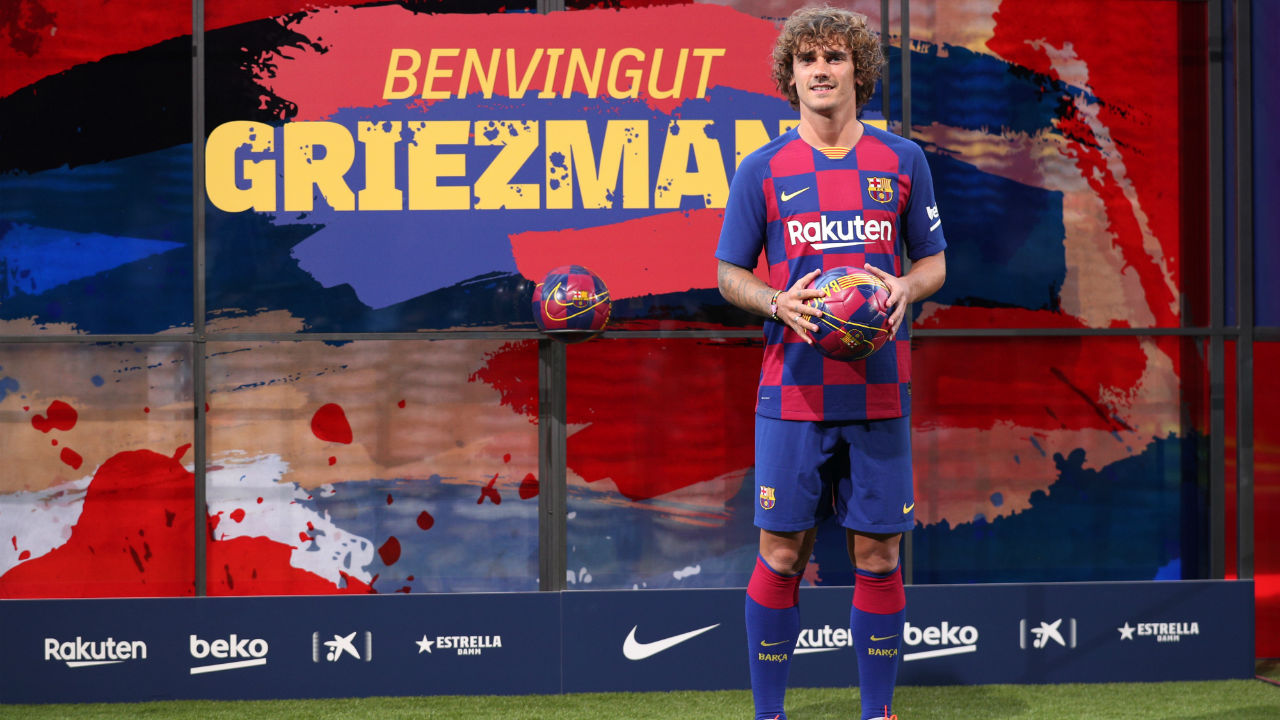 No.5| Antoine Griezmann | From: Athletico Madrid | To: Barcelona | Transfer deal worth: €120m (Image: Reuters)