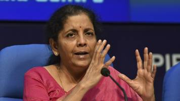Centre not imposing Hindi in Tamil Nadu: Nirmala Sitharaman