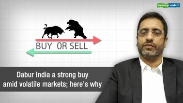 Buy or Sell | Dabur India a strong buy amid volatile markets; here's why