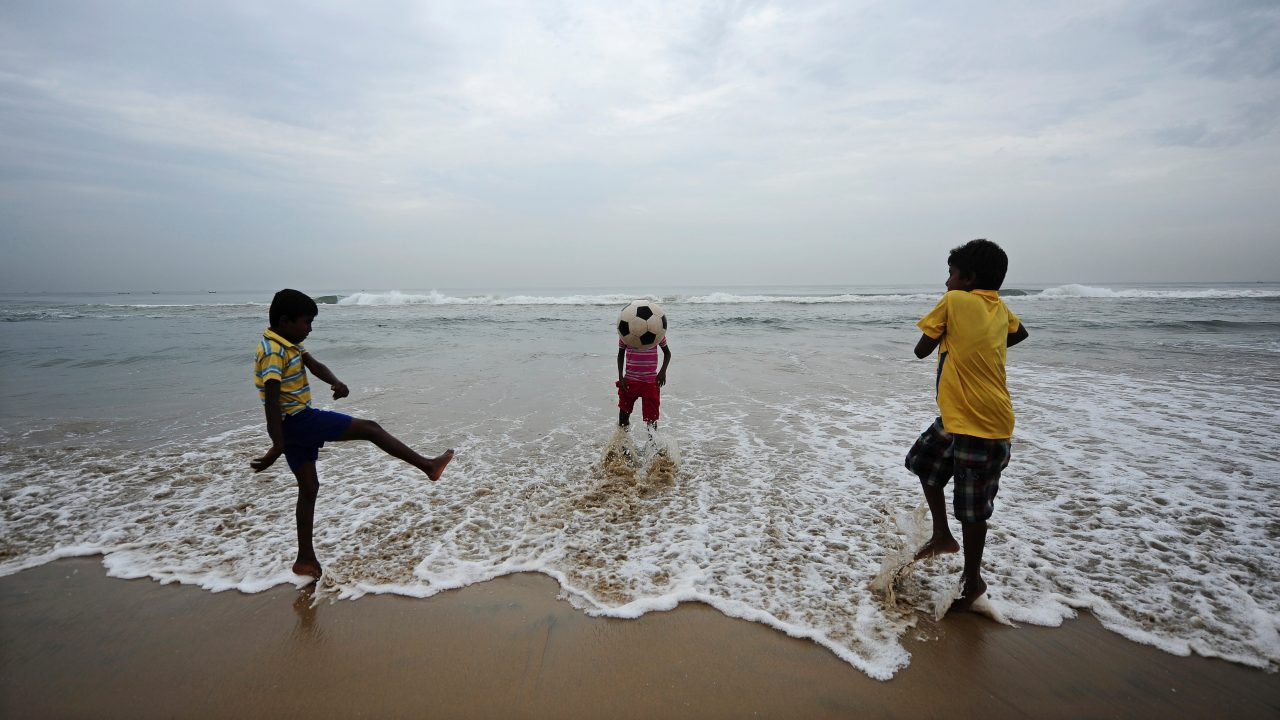 Chennai, India | The capital of Tamil Nadu, Chennai is located along the eastern coast of India. It boasts of having the longest natural beach in the country. (Image: Reuters)