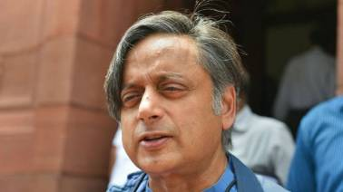 Congress should not abdicate idea of inclusive India, says Shashi Tharoor