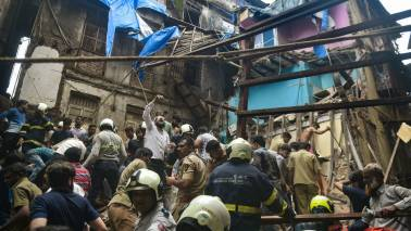Mumbai building collapse LIVE: Structure that crumbled was 'unauthorised', doesn't come under our purview, says MHADA