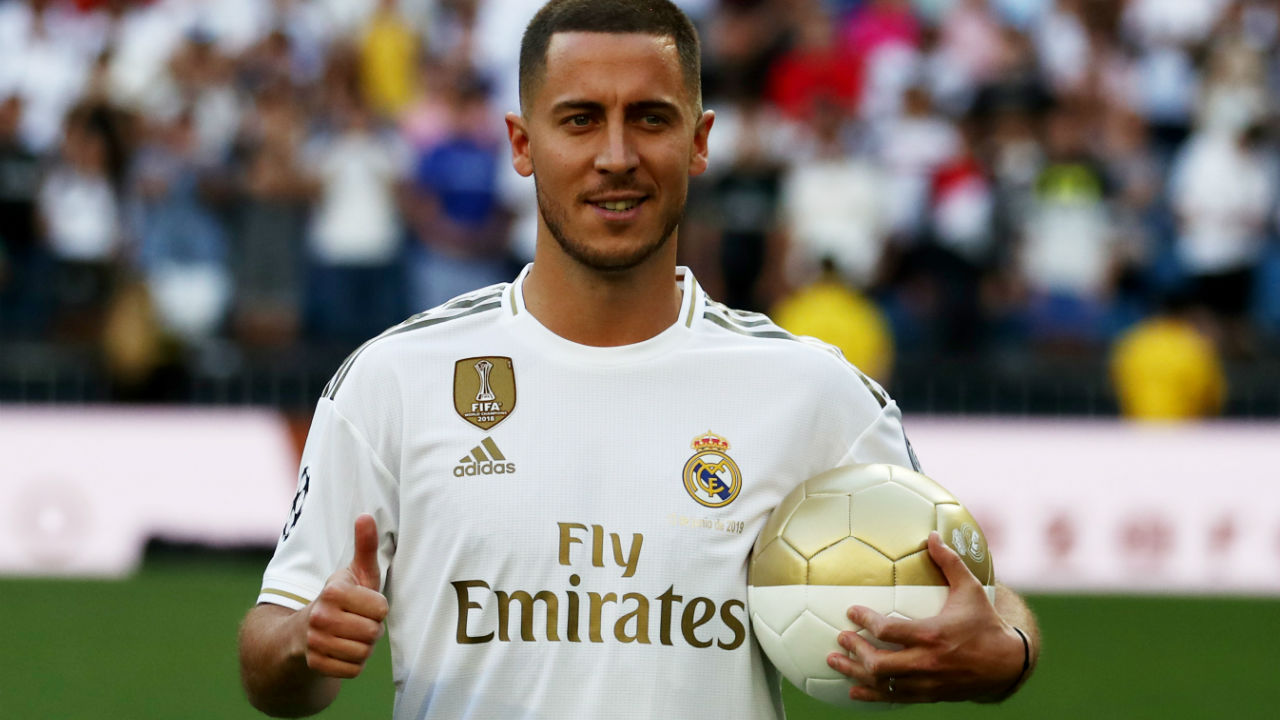 No.10 | Eden Hazard | From: Chelsea | To: Real Madrid | Transfer deal worth: €100m + €40m in Add-Ons (Image: Reuters)