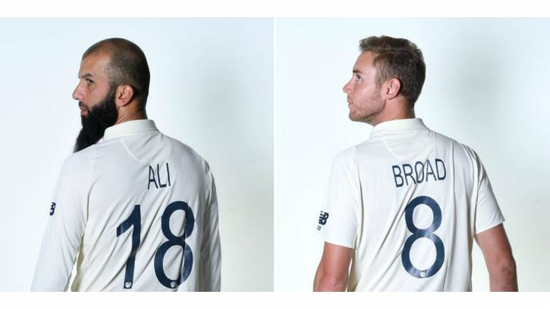 3c02548391f In a first in Test cricket, the upcoming Ashes series between England and  Australia will see players donning the white flannels with their names and  numbers ...