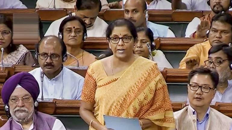 Union Budget 2019-20 LIVE: FM N Sitharaman to present maiden 1st Budget today; here's what to expect