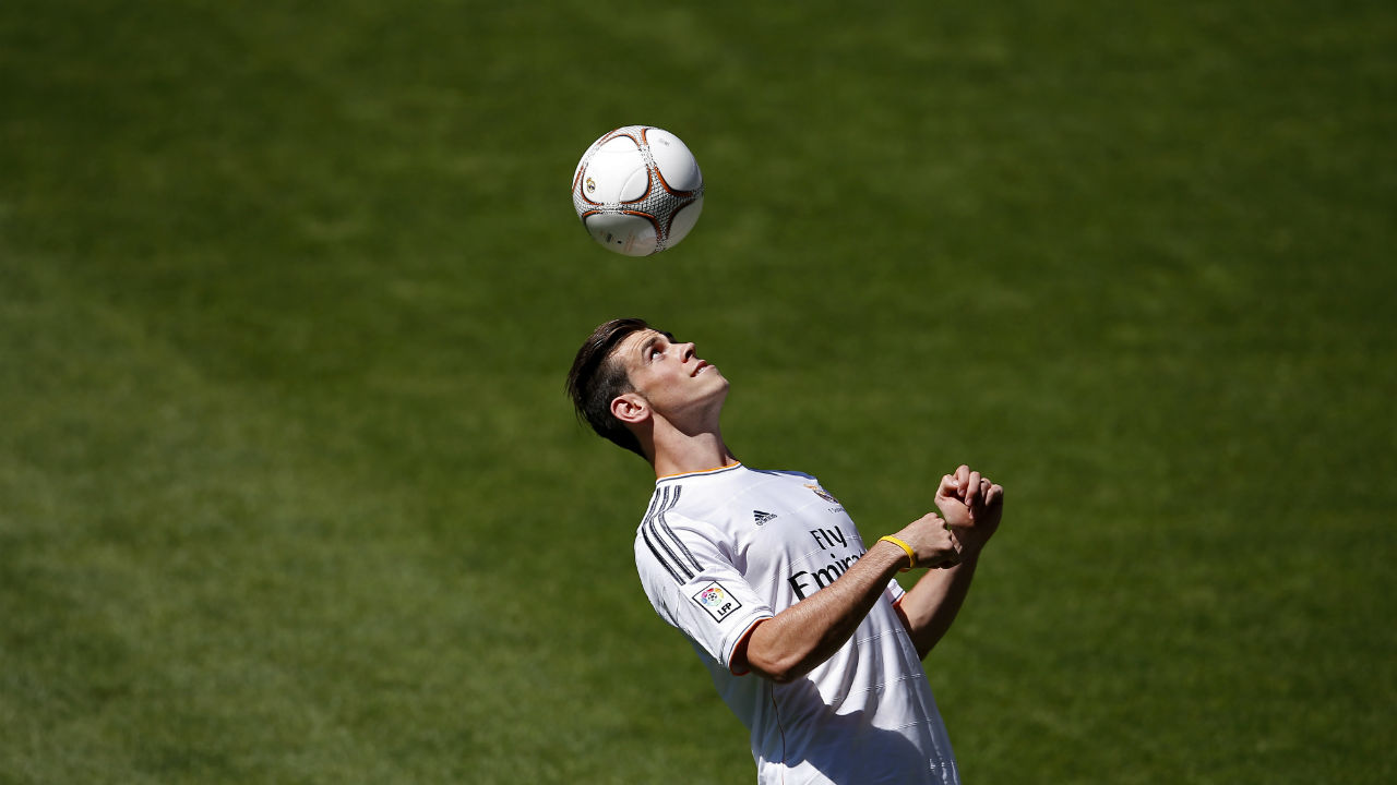 No.8 | Gareth Bale | From: Tottenham Hotspur | To: Real Mdrid | Transfer deal worth: €100.8 m(Image: Reuters)
